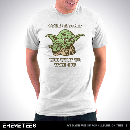 Yoda Is A Player (męska koszulka t-shirt)
