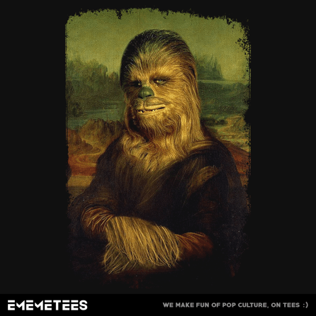 mona chewbacca ememetees pop culture t shirts and more