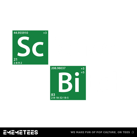 Science B-tch