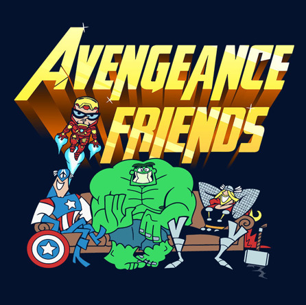 Avengeance Friends