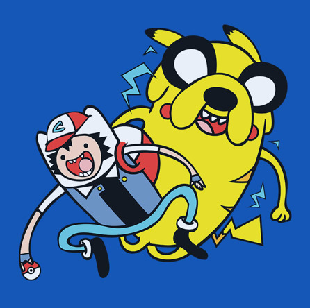 Poke Adventure Time
