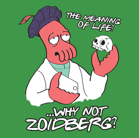 Shakespeare Zoidberg