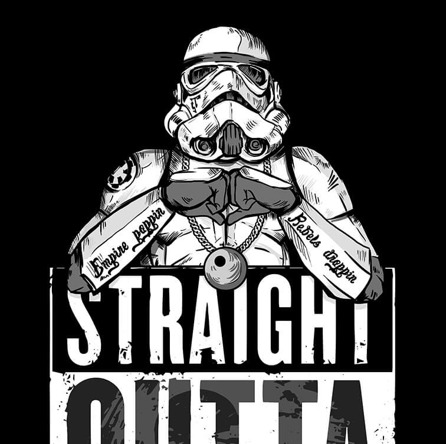 Straight Outta Death Star