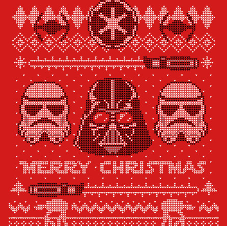 Ugly Dark Side Sweater
