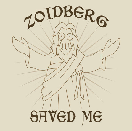 Zoidberg Saved Me
