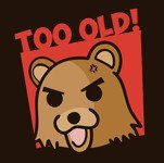Pedobear - Too Old!
