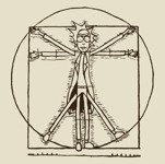 Vitruvian Scientist