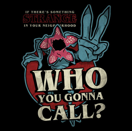Who You Gonna Call? (męska koszulka t-shirt)