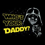 Who's Your Daddy? (męska koszulka t-shirt)